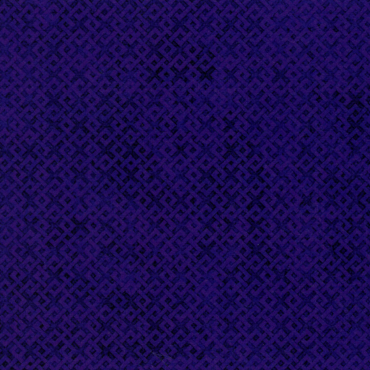 Purple Criss Cross - Wilmington Fabrics - 1/2m cut 56994