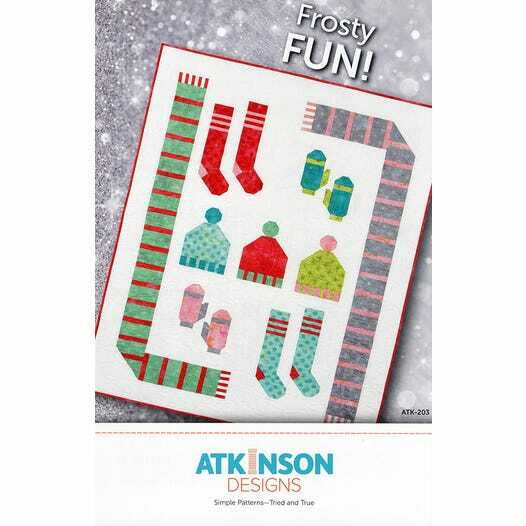 Frosty Fun Pattern 57015