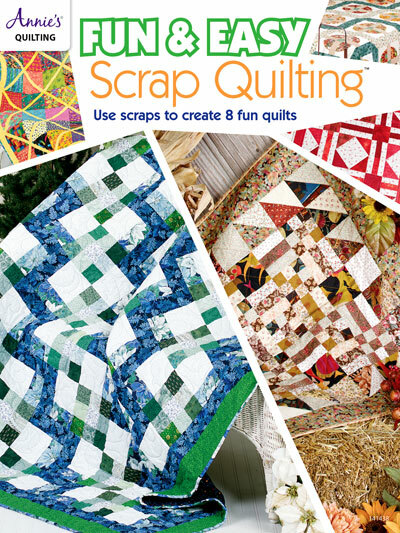 Fun and Easy Scrap Quilting 57102