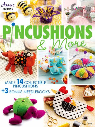 Pincushions & More 57103