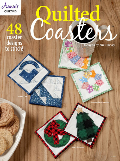 Quilted Coasters 57097
