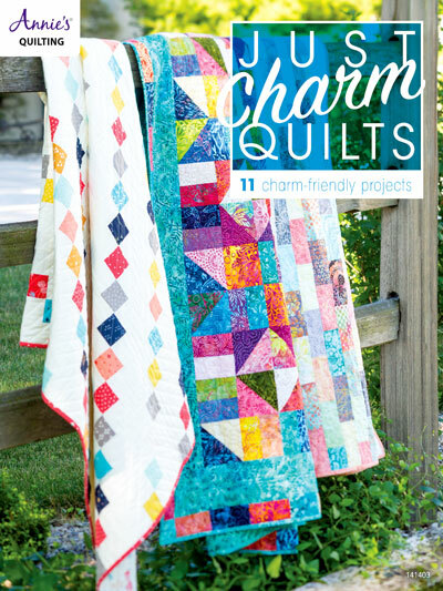Just Charm Quilts 57100