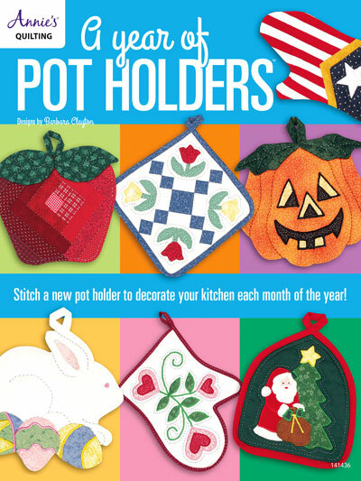 A Year of Pot Holders 57099