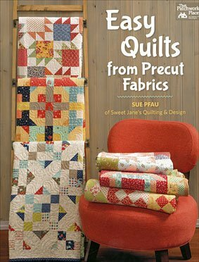 Easy Quilts from Precut Fabrics 57151