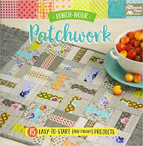 Lunch Hour Patchwork 57155