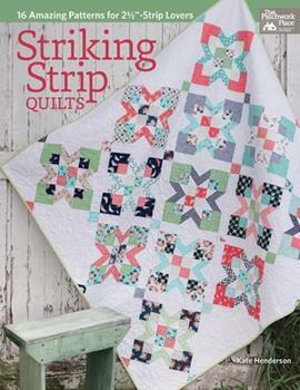 Striking Strip Quilts 57156