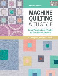 Machine Quilting with Style 57164