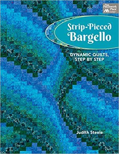 Strip Pieced Bargello 57157