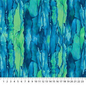 Bliss, Bold & Bright - Blue Lagoon (23889-43) - 1/2m CUT 57323