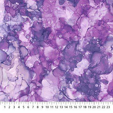 Bliss, Bold & Bright - Hyacinth (23888-84) -1/2m CUT 57318