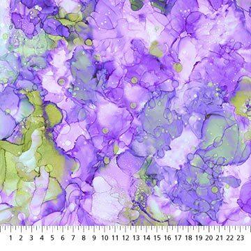 Bliss, Bold & Bright - Lilac Dust (23888-82) -1/2m CUT 57317