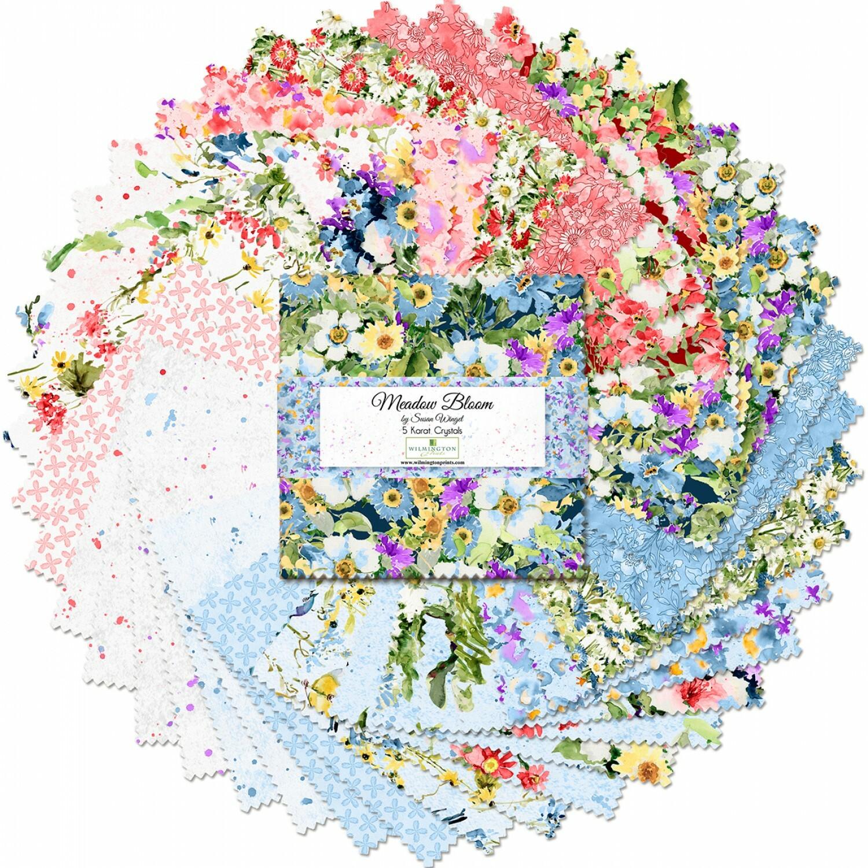 Meadow Bloom Charm Pack 57244