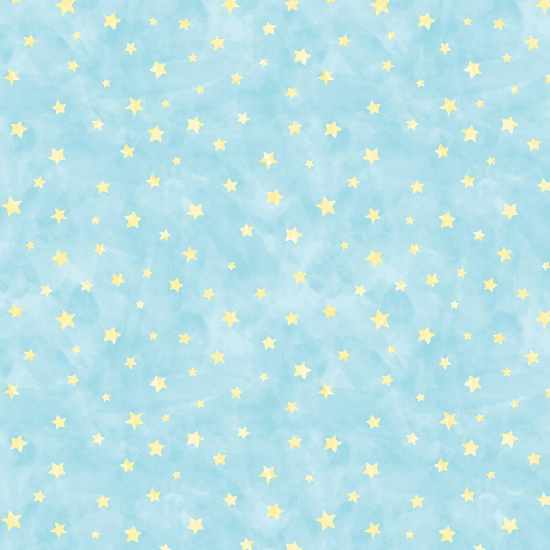 New Friends - Stars - 1/2m cut 57241