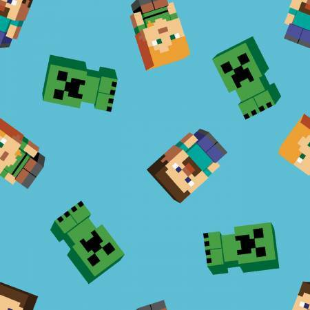 Minecraft - Friends - 1/2m cut 57255