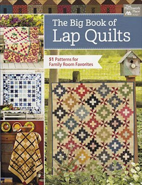 The Big Book of Lap Quilts 57293
