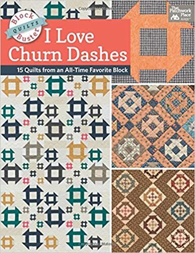 I Love Churn Dashes 57291
