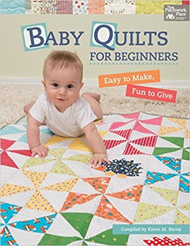 Baby Quilts for Beginners 57296
