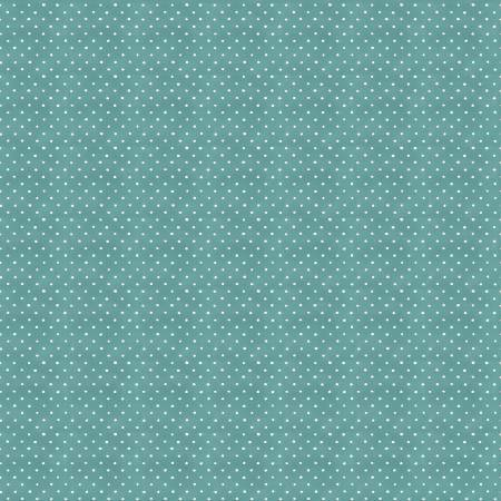Roots of Love - Teal Dots - 1/2m cut 57431