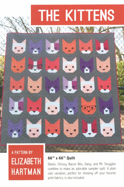 The Kittens by Elizabeth Hartman 57473