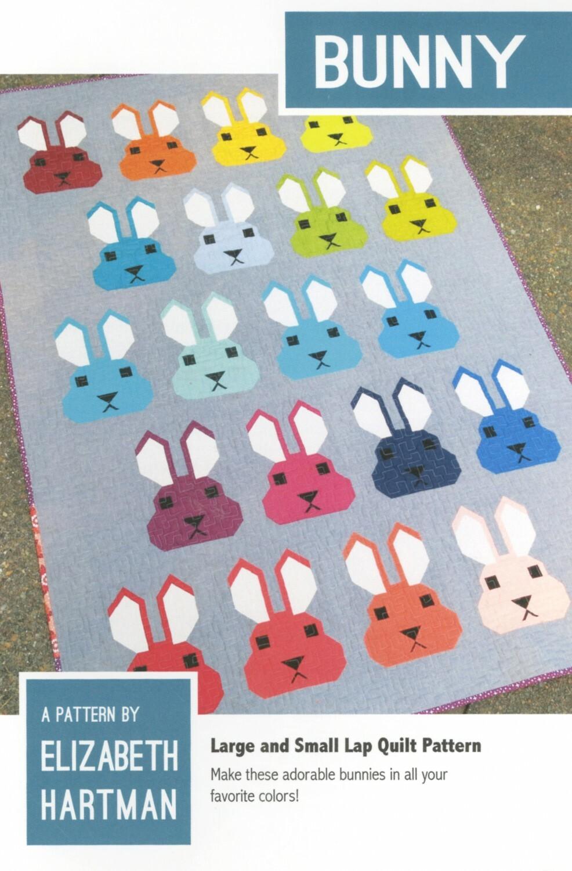 Bunny Pattern by Elizabeth Hartman 57472