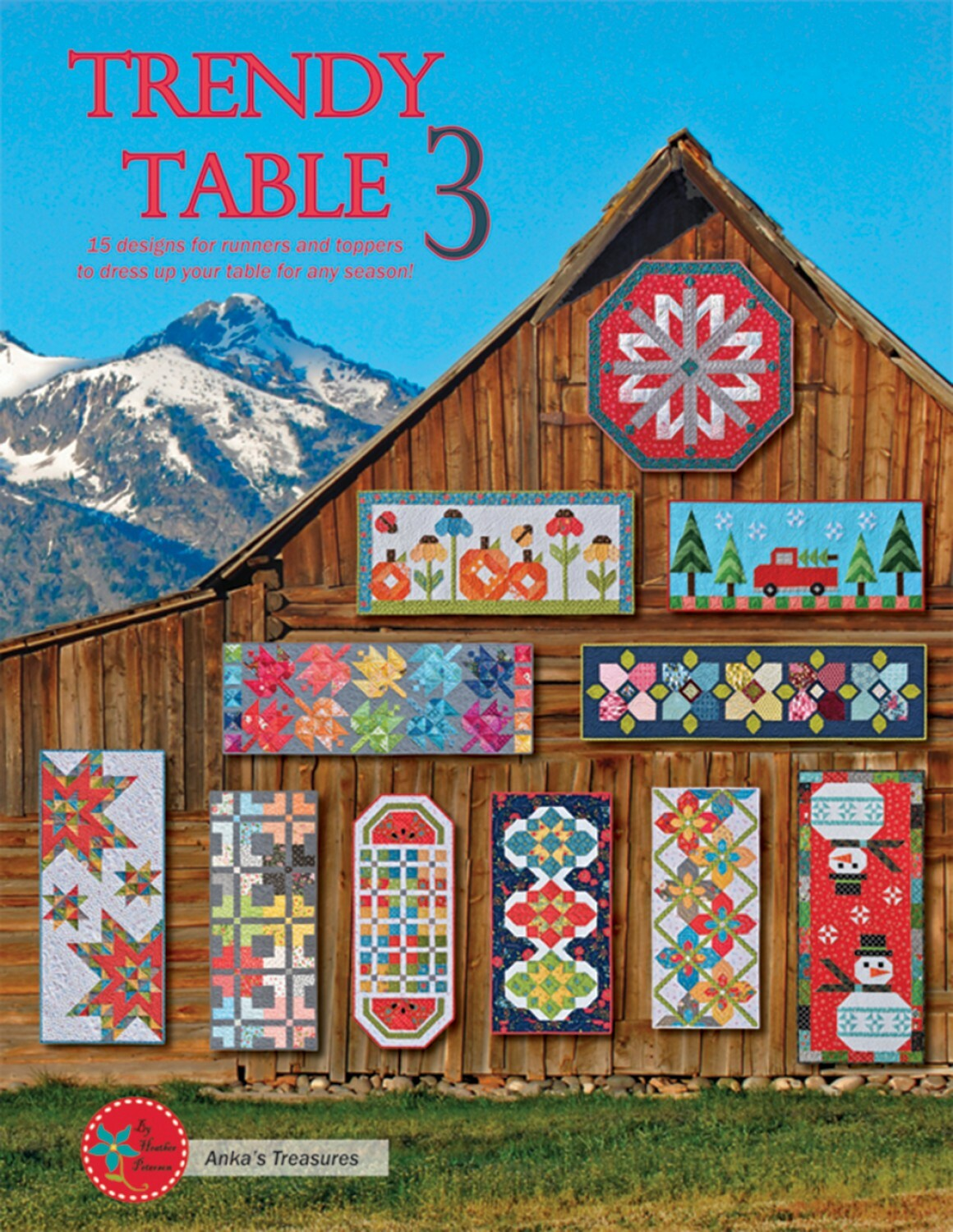 Trendy Table 3 Book 57478