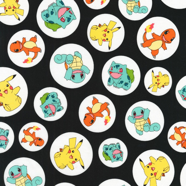 Pokemon - 1/2m cut 57479