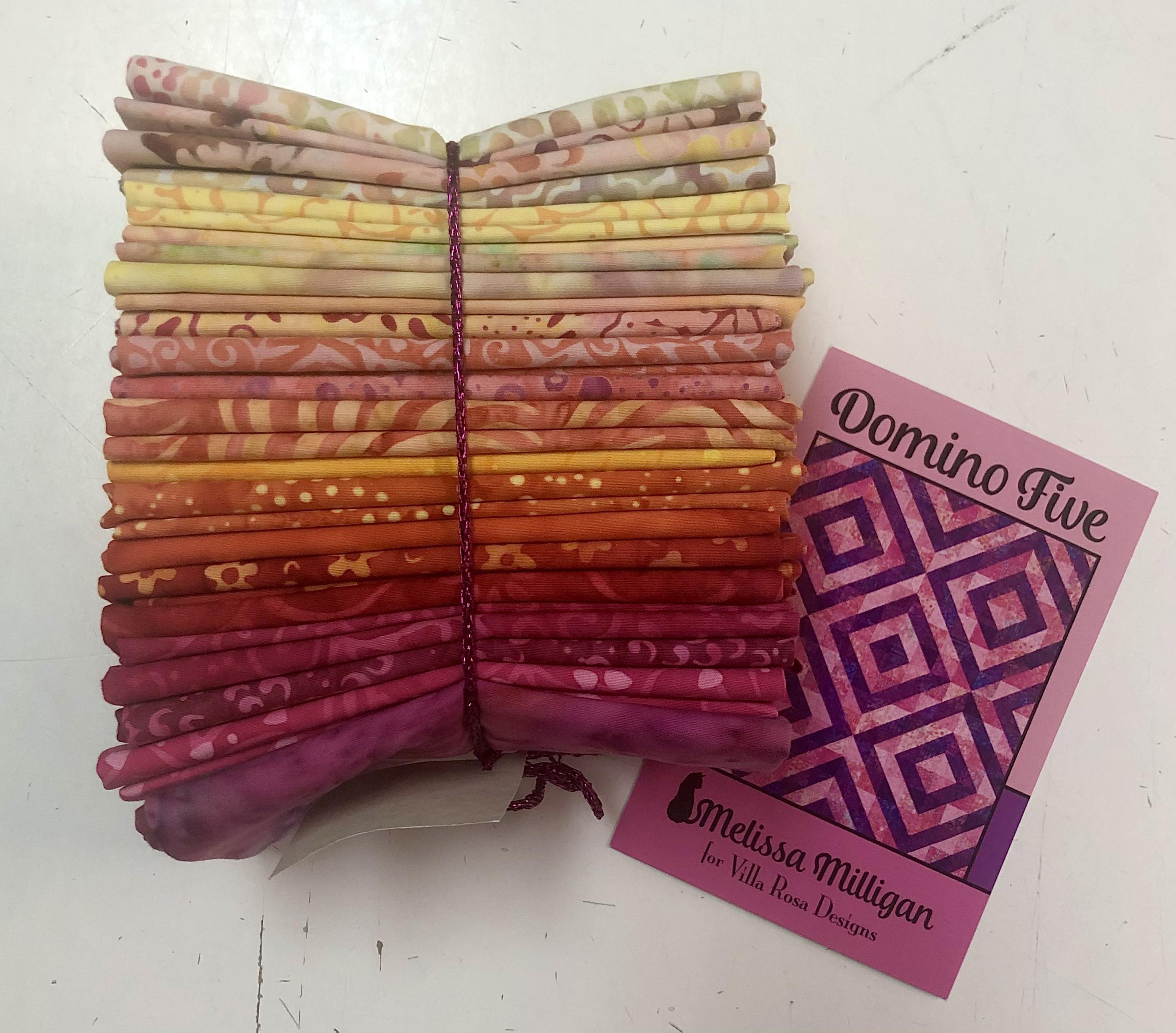 Domino Quilt Kit - #5 57528