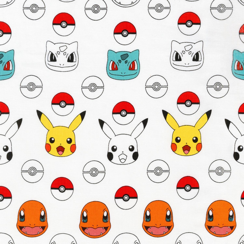 Pokemon - 1/2m cut 57545