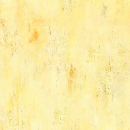 Vintage Texture - Butter Yellow (155) - 1/2m cut 57561