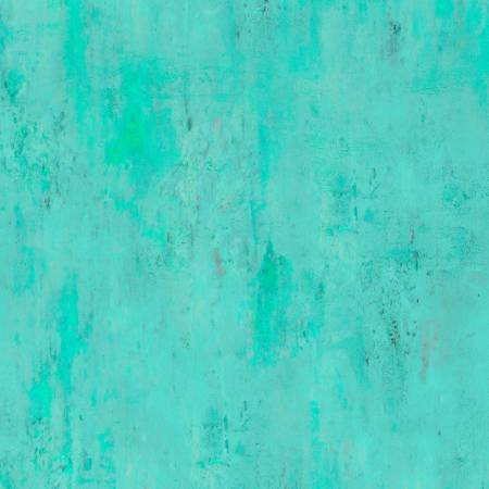 Vintage Texture - Turquoise (449) - 1/2m cut 57572