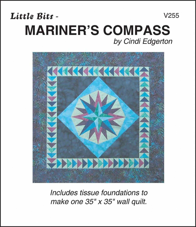 Mariner's Compass - Paper Piecing 57690