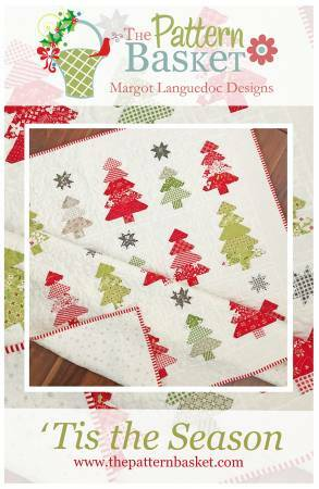 'Tis the Season Quilt Pattern 57698
