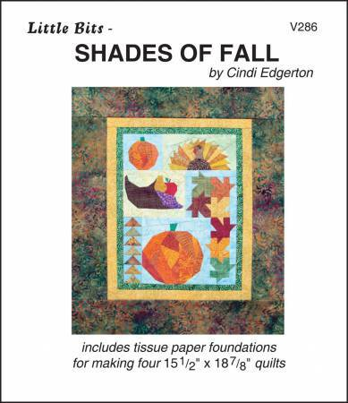 Shades of Fall - Paper Piecing 57691