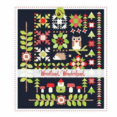 Woodland Wonderland Book 57693