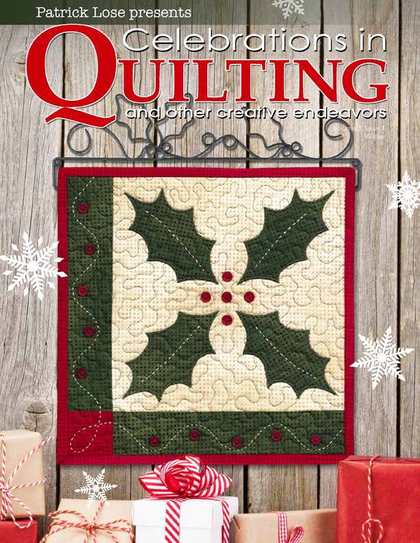 Celebrations In Quilting - Winter Edition 57732