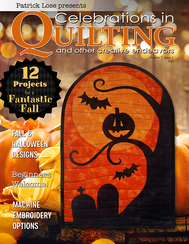 Celebrations In Quilting - Fall Edition 57731