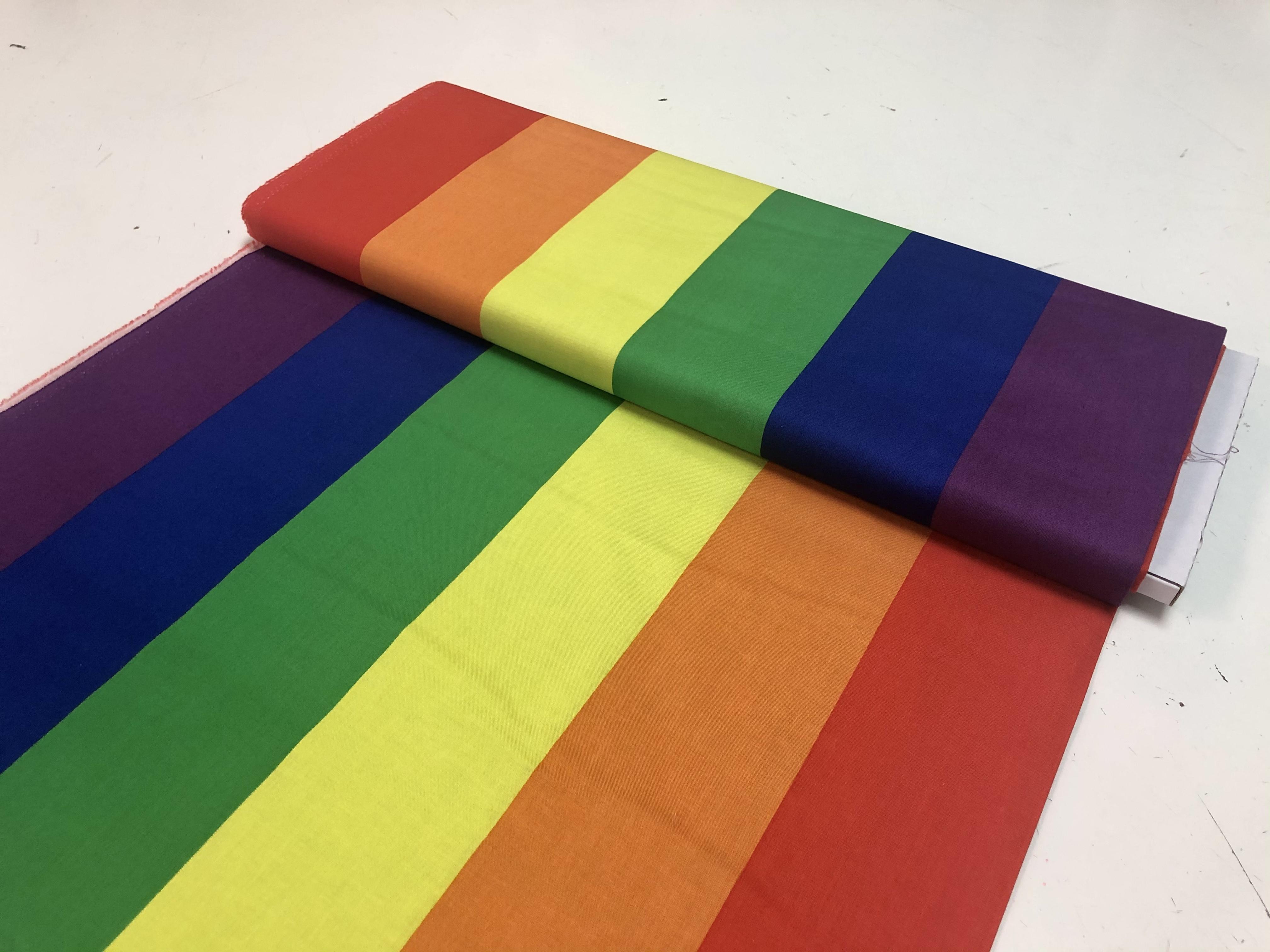 Pride Fabric - 1/2m cut 57763