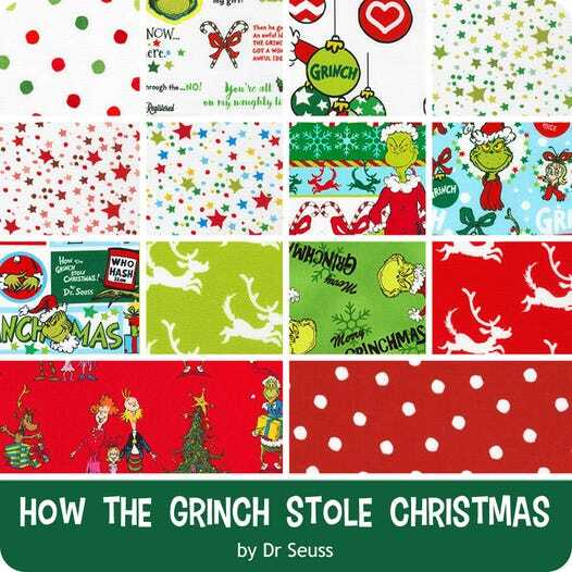 How the Grinch Stole Christmas Layer Cake 57777