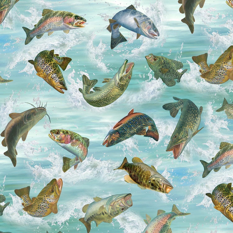 First Catch - 1/2m cut 57783