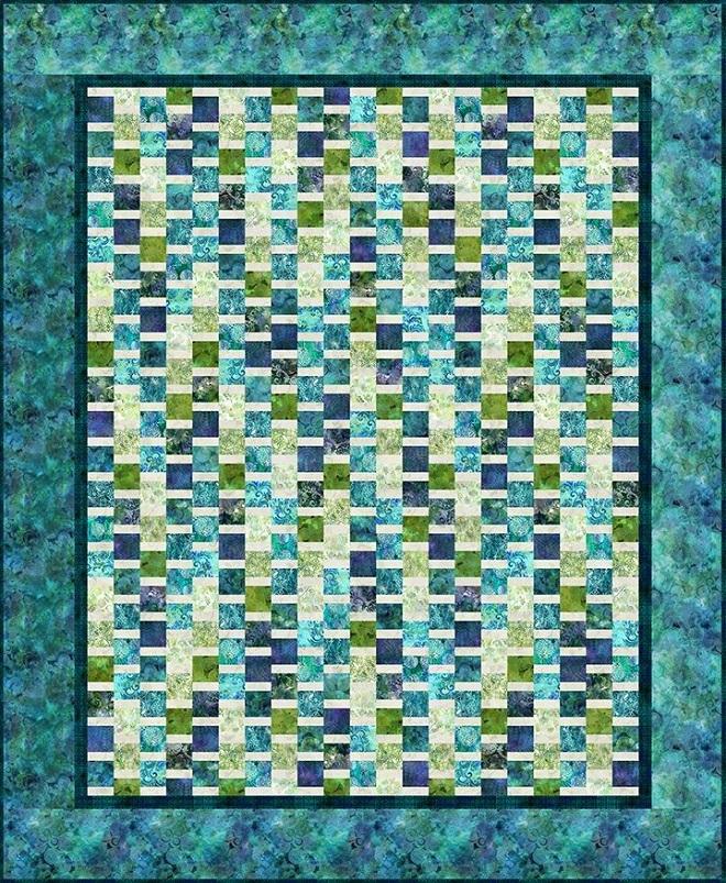 Estuary Quilt Kit 57790