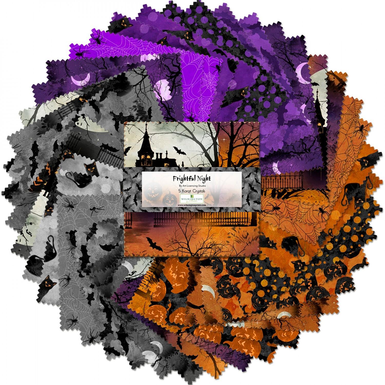 Frightful Night Charm Pack 57820