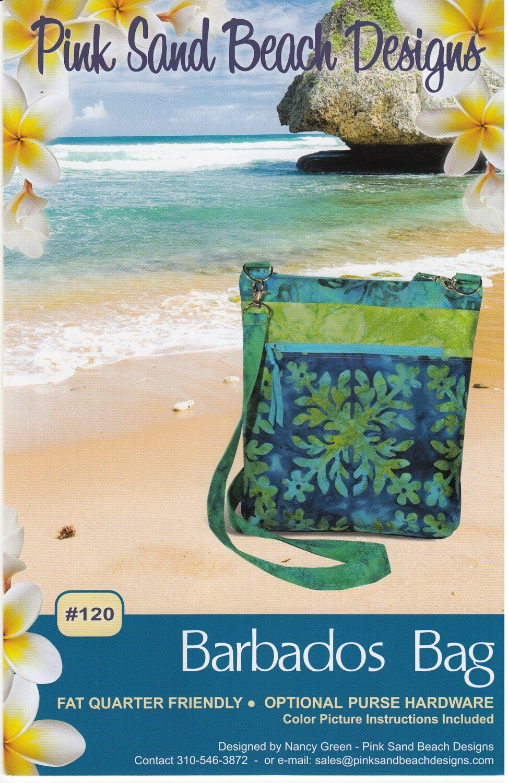 Barbados Bag Pattern 57828