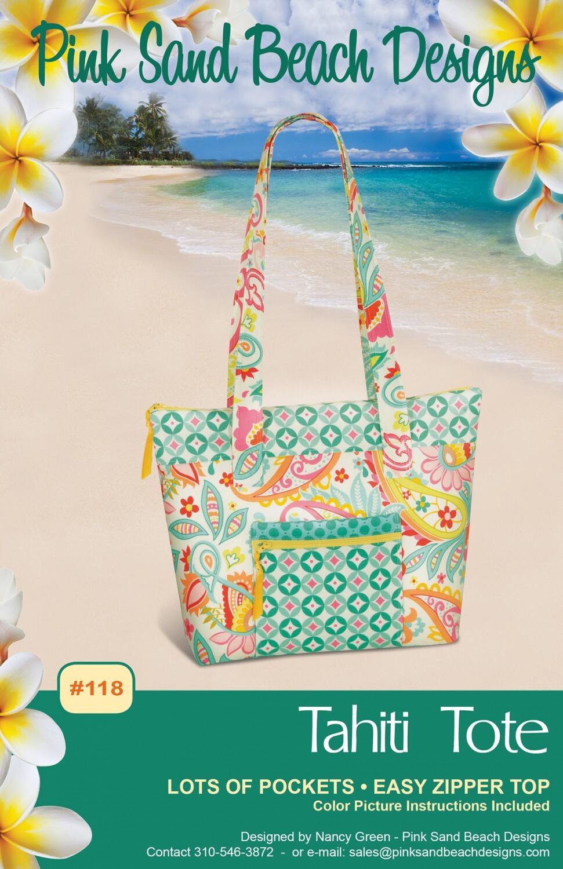 Tahiti Bag Class - Fall 2021 57903