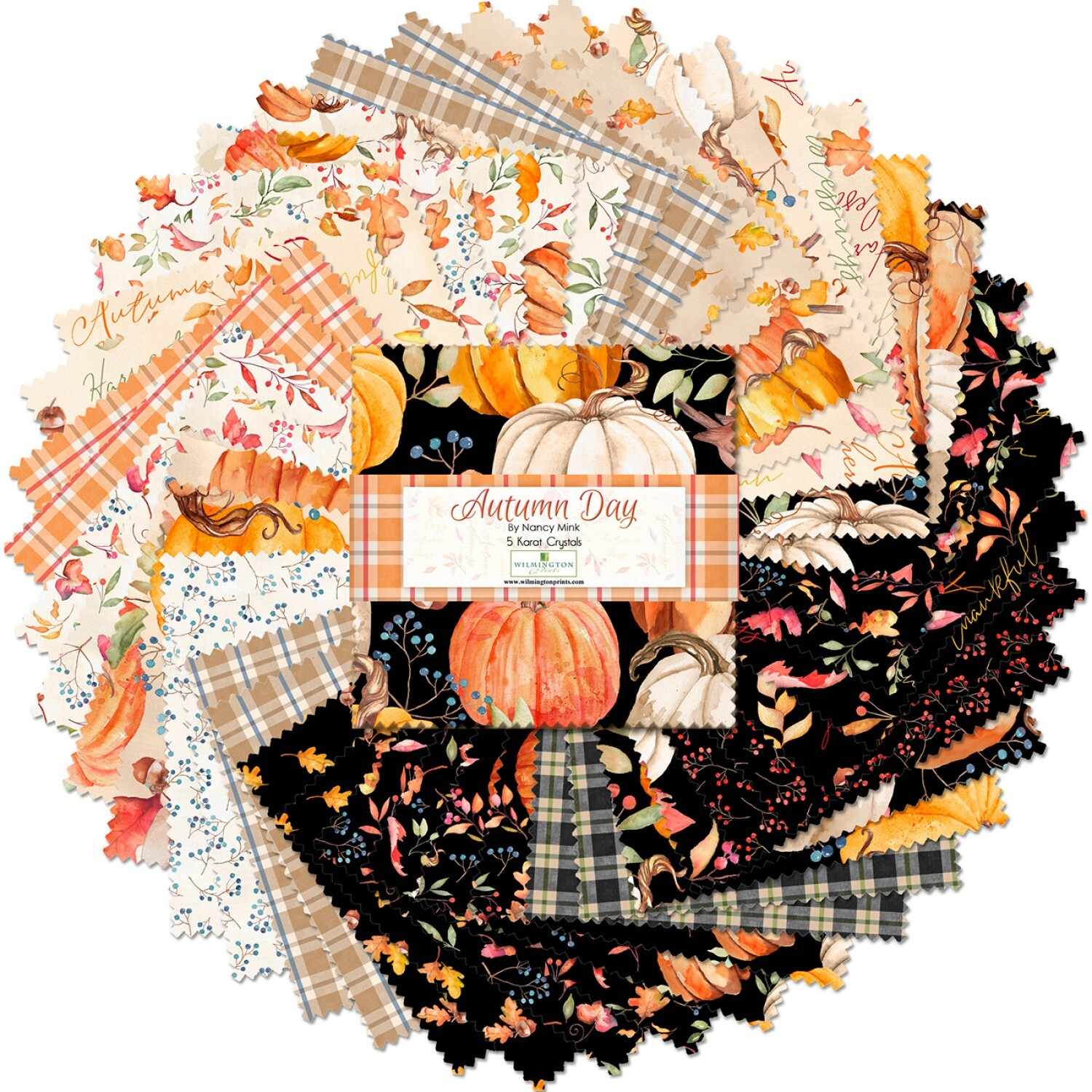 Autumn Day Charm Pack 57945