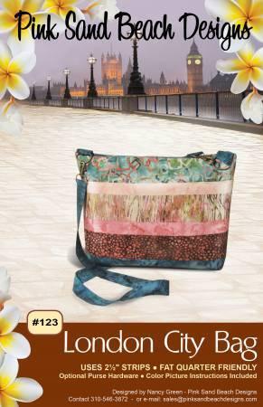 London City Bag Pattern 57987