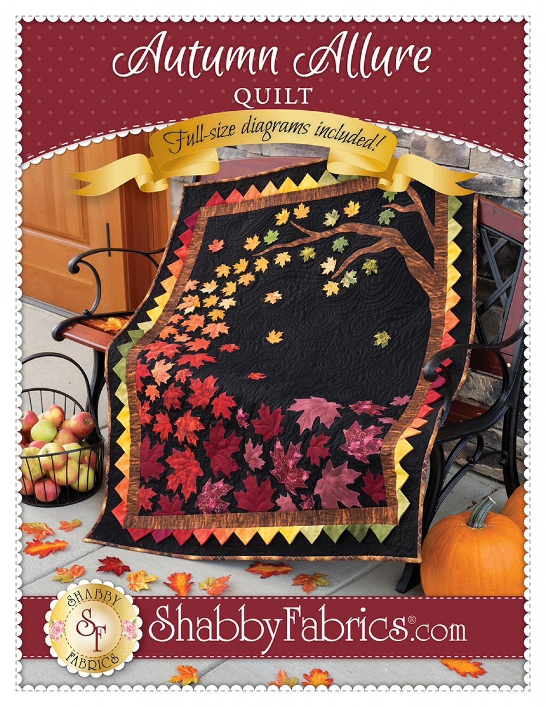 Autumn Allure Quilt Pattern 58058