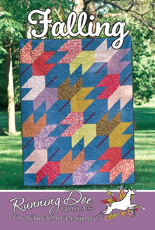 Falling Quilt Pattern 58059