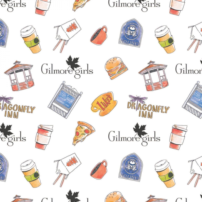 Gilmore Girls - Memories - 1/2m cut 58142