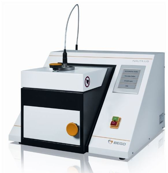BEGO Nautilus CC Plus Casting Machine