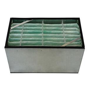 Quatro AF1000 Fresh-Air High Capacity Filter